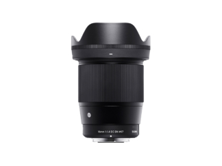 SIGMA 16mm F1,4 DC DN | Contemporary - E-Mount