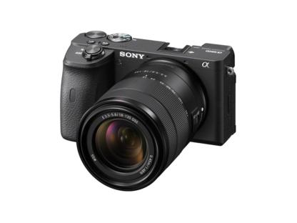 Sony Alpha 6600 + SEL 18-135mm