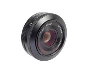 Voigtländer Ultron SL 2,0/40mm Nikon