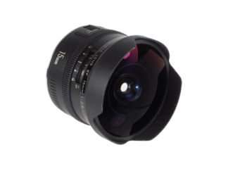 Canon EF 2,8/15mm Fisheye