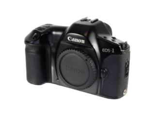 Canon EOS 1 Gehäuse