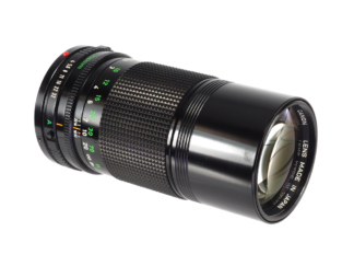Canon FD 4,0/200mm IF