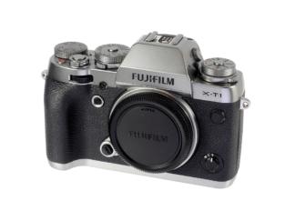 Fujifilm X-T1 Graphite Silver Edition Gehäuse