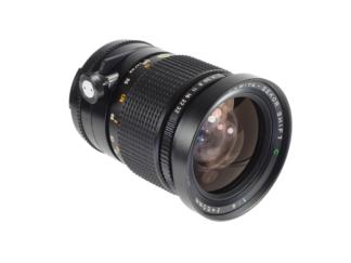 Mamiya 645 Sekor-Shift-C 4/50mm