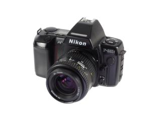 Nikon F801s + Nikkor AF 3,3-4,5/35-70mm inkl. OVP