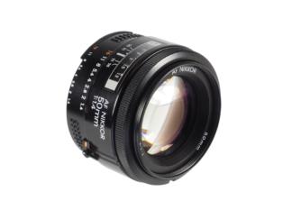 Nikon Nikkor AF 1,4/50mm