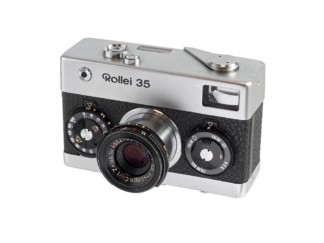"""Rollei 35 """"Made in Germany"""""""