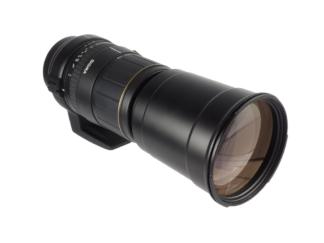 Sigma AOP 5-6,3/170-500mm für Sony A