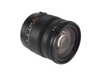Sigma DC 2,8-4/17-70mm Macro HSM Canon EF-S