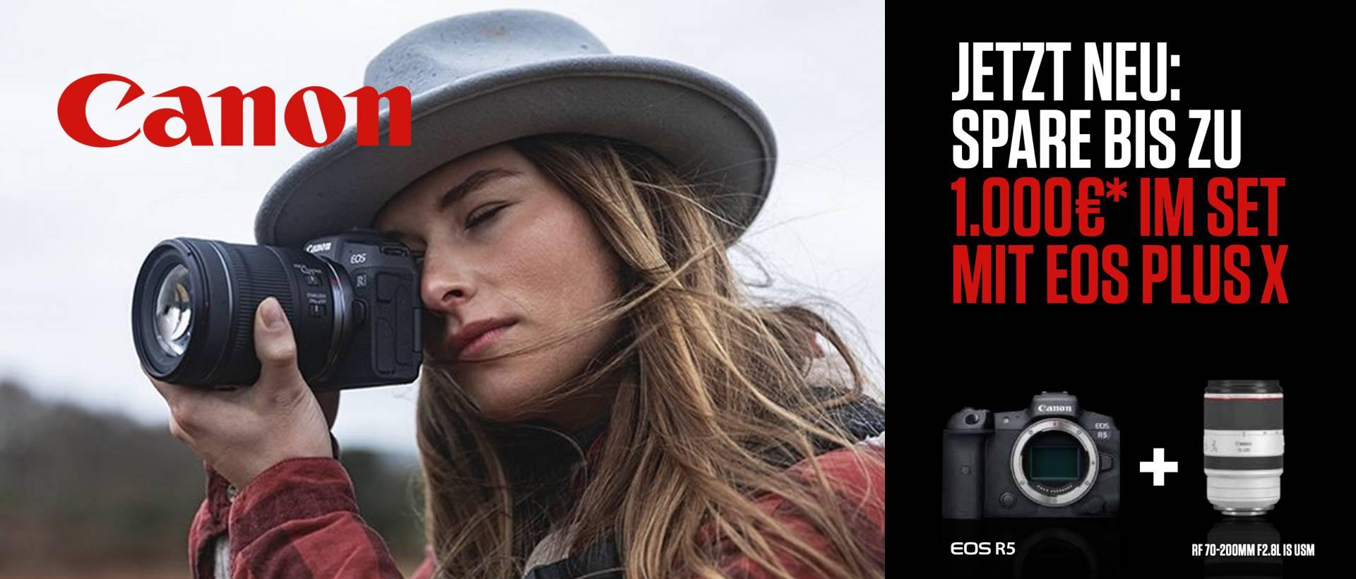 Canon EOS Plus X Cashback