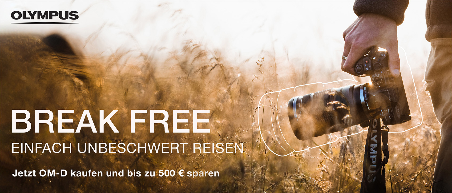 Olympus Herbst Promotion
