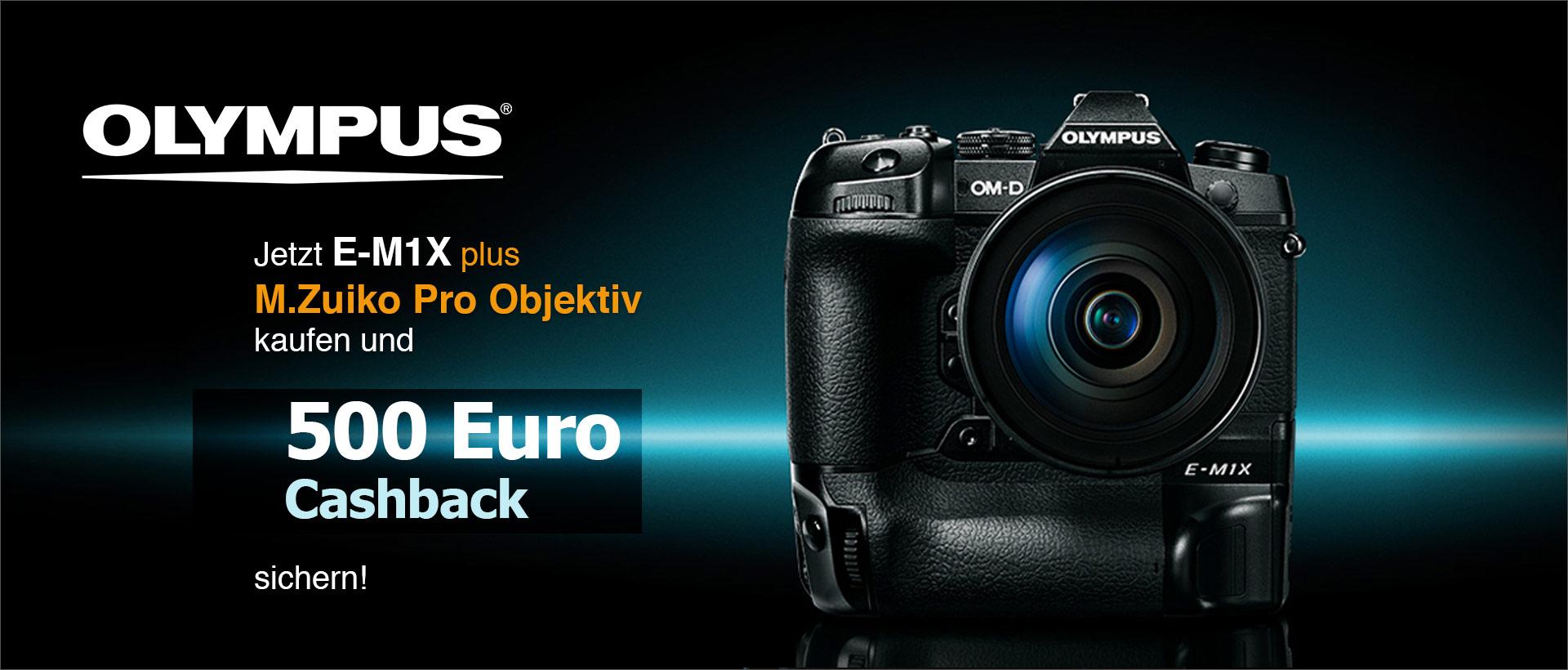Sony OM-D E-M1X 500 Euro Cashback