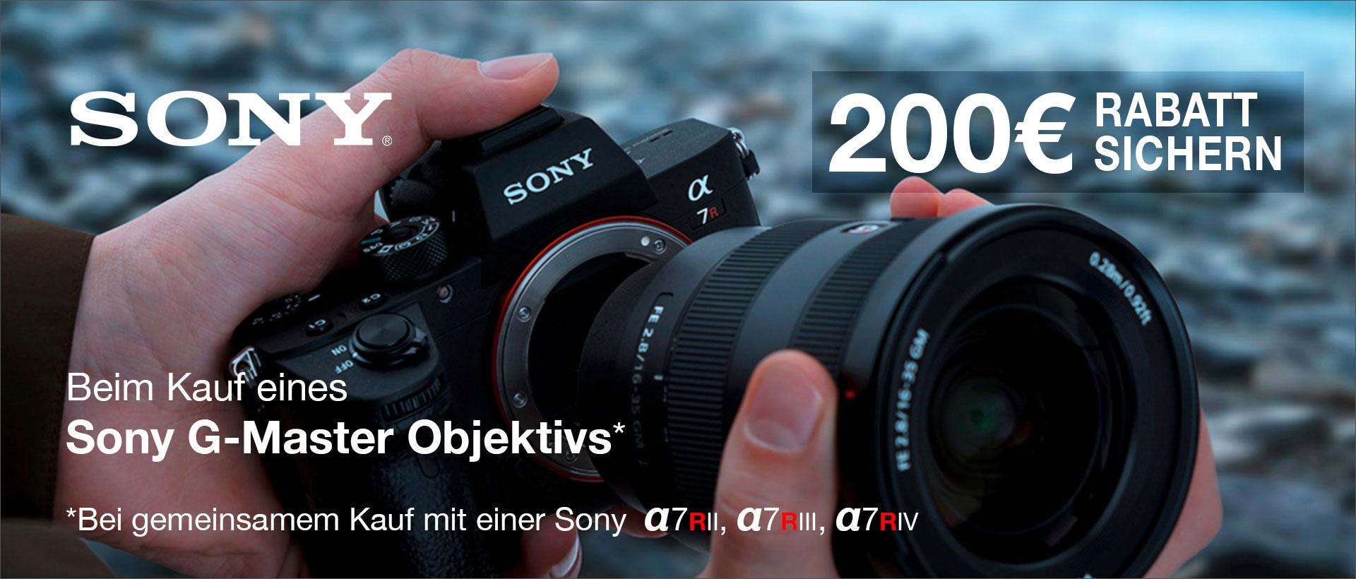 Sony 200 Euro Rabatt Aktion