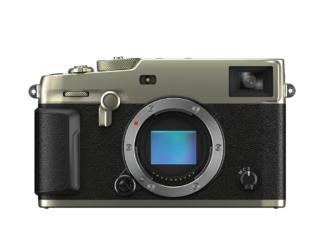 Fuji X-Pro 3 Dura silber Gehäuse