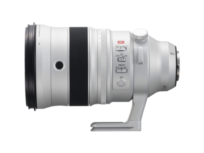 Fujinon XF 2,0/200mm R LM OIS WR + Telekonverter XF1.4X TC WR