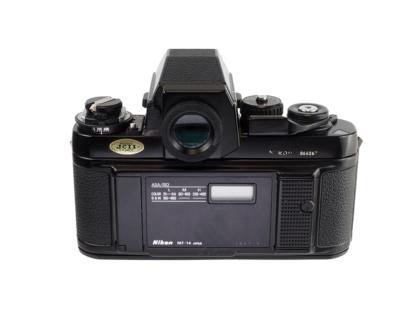 Nikon F3 Gehäuse +MF-14 Datenrückwand