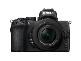 Nikon Z50 Kit mit 3,5-6,3/16-50mm VR + 5-Jahre-Garantie-Aktion