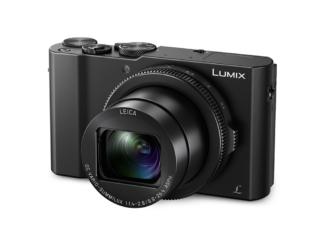 Panasonic Lumix LX15 schwarz