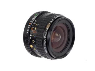 Pentax-A SMC 2,8/24mm