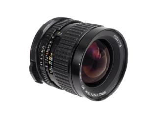 Pentax SMC 67 4,5/75mm