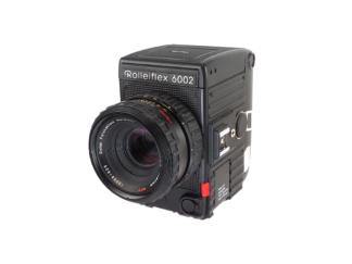 Rolleiflex 6002 + Rolleigon 2,8/80mm