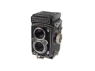 Rolleiflex 6x6 Tessar 3,5/75mm