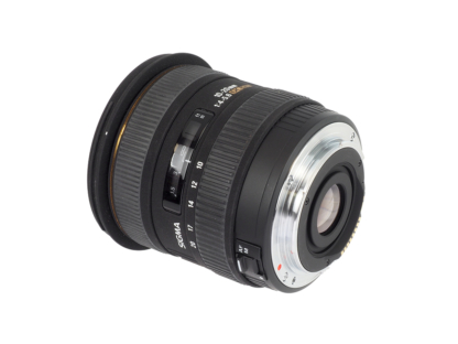 Sigma DC 4-5,6/10-20mm Canon EF-S