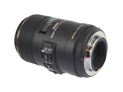 Sigma DG 2,8/105mm Macro OS HSM Canon EF