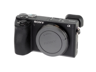 Sony Alpha 6500 Gehäuse