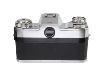 Zeiss Ikon Contarex Bullseye + Planar 2/50mm