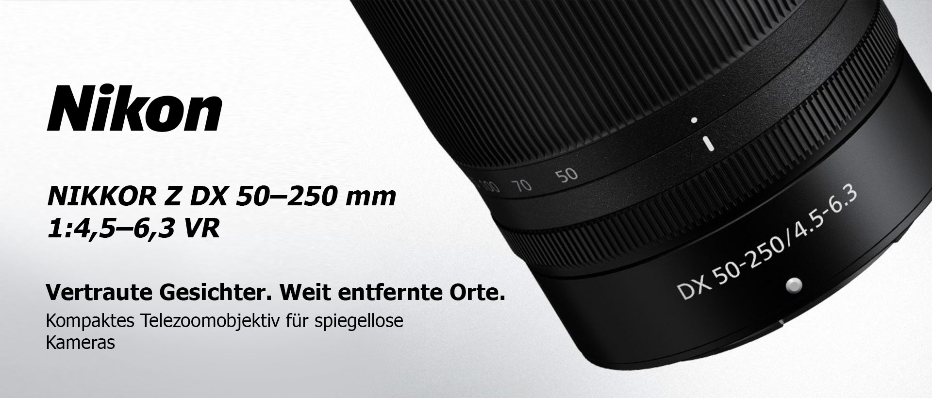 Nikon Nikkor Z DX 50-250mm