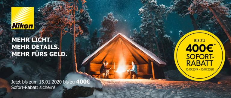 Nikon Winter Promotion