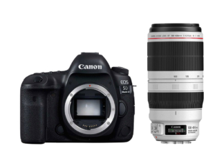 Canon EOS 5D Mark IV + EF 4,5-5,6/100-400mm IS II USM