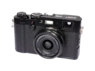 Fuji X100F schwarz