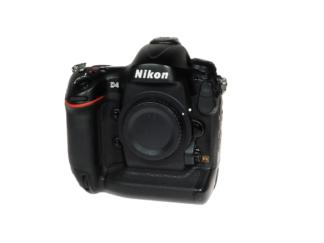Nikon D4 Gehäuse