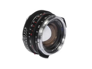 Voigtländer Nokton Classic 1,4/35mm S.C. VM