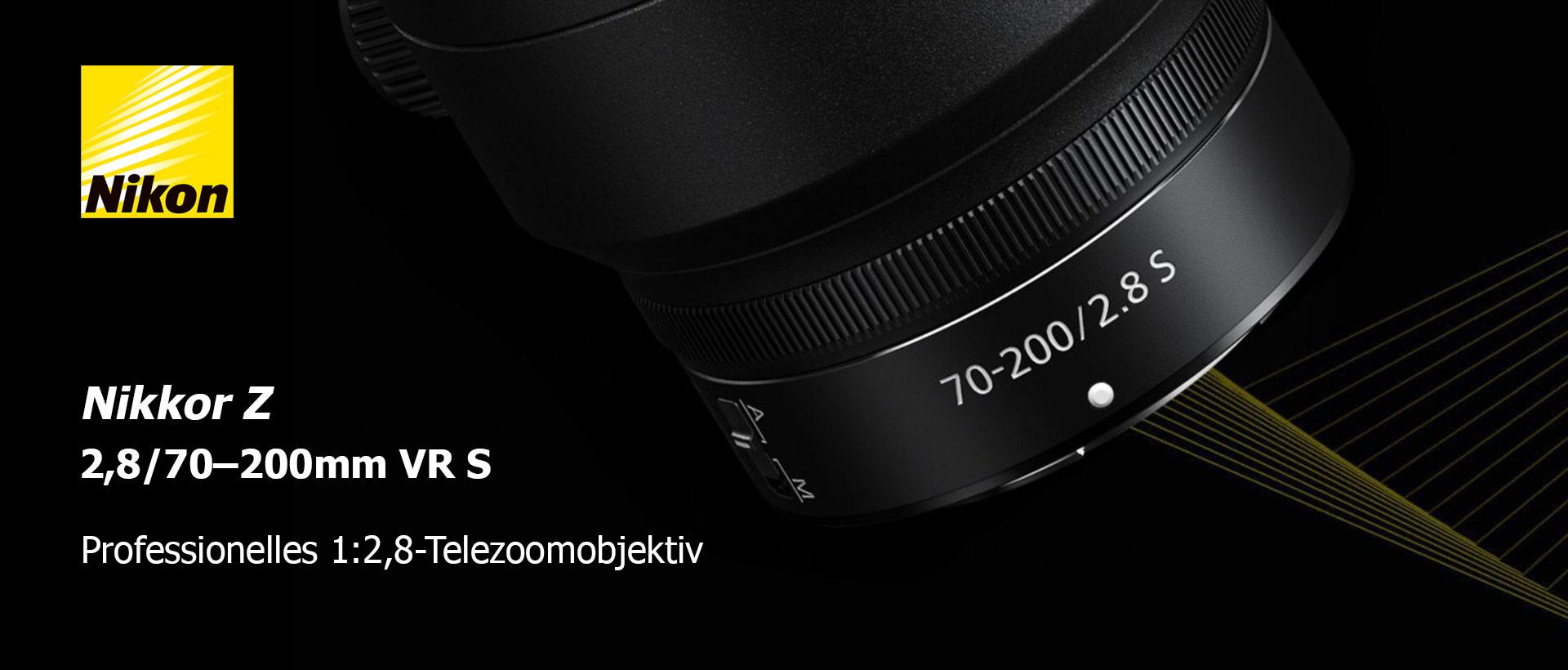 Nikon Z 2,8/70-200mm VR S