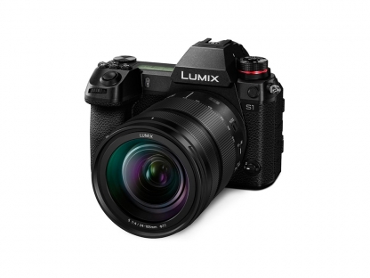 Panasonic Lumix S1 + 4,0/24-105mm + 4,0/70-200mm