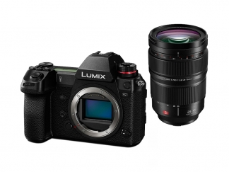 Panasonic Lumix S1 + Lumix S 2,8/24-70mm