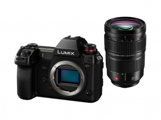 Panasonic Lumix S1R + Lumix S 2,8/24-70mm