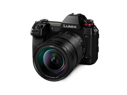 Panasonic Lumix S1R + 4,0/24-105mm + 4,0/70-200mm