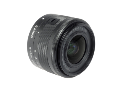 Canon EF-M 3,5-6,3/15-45mm IS STM