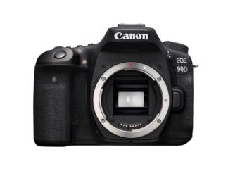Canon EOS 90D Gehäuse + 100€ PHOTOHAUS.de Gutschein