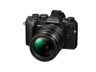 Olympus OM-D E-M5 Mark III + 2,8/12-40mm schwarz