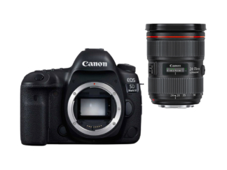 Canon EOS 5D Mark IV + 2,8/24-70mm L USM II - 'Trade-In'