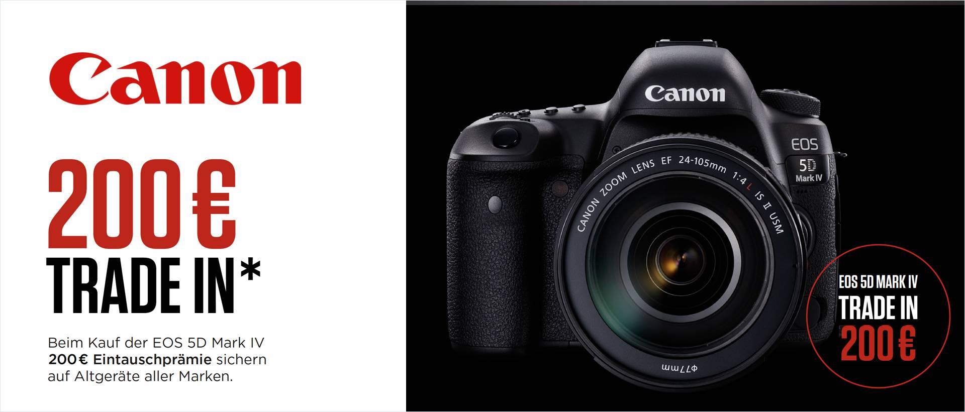 Canon EOS 5D Mark IV Aktion