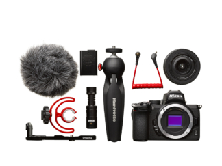 Nikon Z50 Vlogger Kit + 5-Jahre-Garantie-Aktion