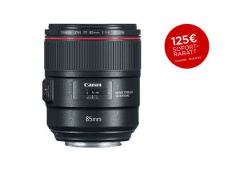 Canon EF 1,4/85mm L IS USM