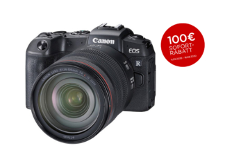 Canon EOS RP + 4,0/24-105mm L
