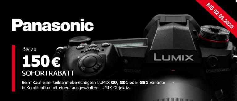 Panasonic Lumix G Cashback